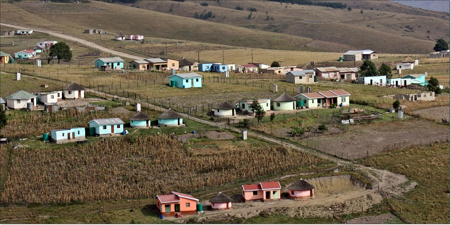 Life in rural areas – South Africa