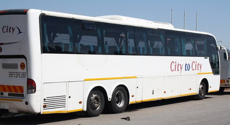 Traveling with city to city buses