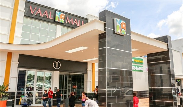 My experience of the Vaal Mall