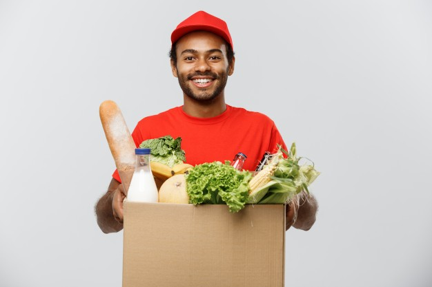 How to start a grocery delivery business in South Africa