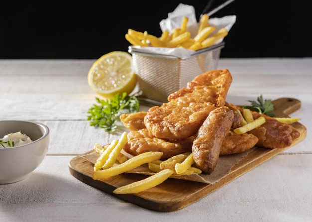 How to start a fish and chips business in South Africa